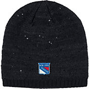 adidas Women's New York Rangers Fashion Black Beanie