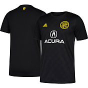 adidas Youth Columbus Crew Secondary Replica Jersey