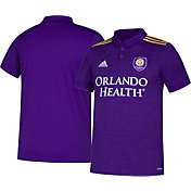 adidas Youth Orlando City Primary Replica Jersey