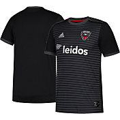 adidas Youth DC United Primary Replica Jersey