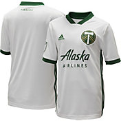 adidas Youth Portland Timbers Secondary Replica Jersey