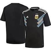 adidas Youth 2018 FIFA World Cup Argentina Stadium Away Replica Jersey