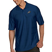 Antigua Men's Navy Midshipmen Navy Illusion Polo