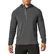 SECOND SKIN Men's Lightweight Quarter Zip Training Jacket