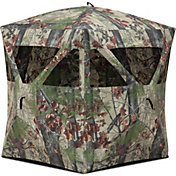 Barronett Blinds Radar Ground Blind – BLOODTRAIL Backwoods Camo