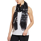CALIA by Carrie Underwood Women's Graphic Woven Scarf