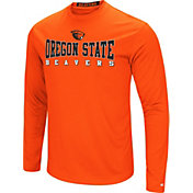 Colosseum Women's Oklahoma State Cowboys Crimson Streamer Long Sleeve T-Shirt