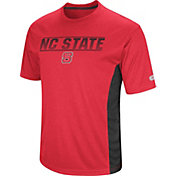 Colosseum Men's North Carolina State Wolfpack Red Beamer T-Shirt