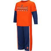 Colosseum Athletics Toddler Boys' Syracuse Orange Orange Pointer Set