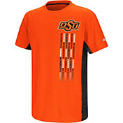 Colosseum Youth Oklahoma State Cowboys Orange Setter T-Shirt