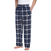 Concepts Sport Men's BYU Cougars Blue/White Huddle Sleep Pants