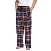 Concepts Sport Men's UT San Antonio Roadrunners Blue/Orange Huddle Sleep Pants