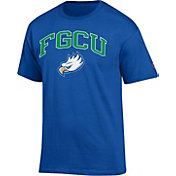 Champion Men's Florida Gulf Coast Eagles Colbalt Blue Big Soft T-Shirt