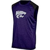 Champion Men's Kansas State Wildcats Purple Muscle Tee