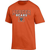 Champion Men's Mercer Bears Orange T-Shirt