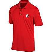 Champion Men's NC State Wolfpack Red Classic Polo