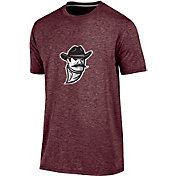 Champion Men's New Mexico State Aggies Maroon Touchback T-Shirt