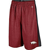 Champion Men's Arkansas Razorbacks Cardinal Training Shorts