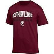 Champion Men's Southern Illinois Salukis Maroon Big Soft T-Shirt
