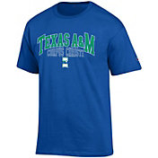 Champion Men's Texas A&M-Corpus Christi Islanders Blue Big Soft T-Shirt
