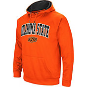 Colosseum Men's Oklahoma State Cowboys Orange Fleece Hoodie