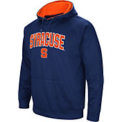 Colosseum Men's Syracuse Orange Blue Performance Hoodie