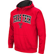 Colosseum Men's Texas Tech Red Raiders Red Fleece Hoodie