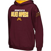 Colosseum Boys' Minnesota Golden Gophers Maroon Pullover Hoodie