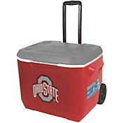 Coleman Ohio State Buckeyes 60qt. Roll Cooler
