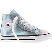 Converse Toddler Chuck Taylor All Star Metallic High-Top Casual Shoes
