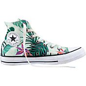Converse Chuck Taylor All Star Tropical Print High-Top Casual Shoes