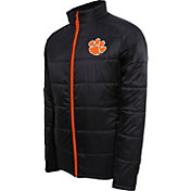Campus Specialties Men's Clemson Tigers Black Puffer Jacket