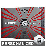 Callaway Chrome Soft X Personalized Golf Balls - Prior Generation