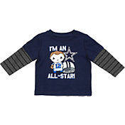 Dallas Cowboys Merchandising Toddler's Frank Long Sleeve Shirt