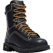 Danner Men's Quarry 8' GORE-TEX Alloy Toe Work Boots