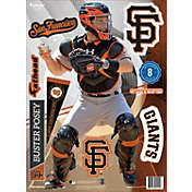 Fathead San Francisco Giants Buster Posey Teammate Wall Decal