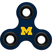 Forever Collectibles Michigan Wolverines Three Way Diztracto Spinnerz