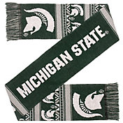 Forever Collectibles Michigan State Spartans Ugly Scarf