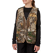Field & Stream Youth Camo Front Loader Vest