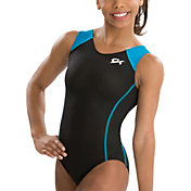 GK Elite Youth GymTek Cool Air Gymnastics Leotard