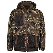 Hard Core Men's Finisher Quad Hunting Jacket