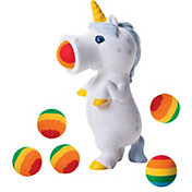 Hog Wild White Unicorn Popper