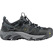 KEEN Men's Atlanta Cool ESD Steel Toe Work Shoes