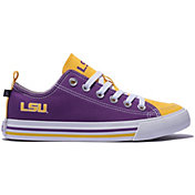 Skicks LSU Tigers Low Top Sneaker