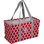St. Louis Cardinals Quatrefoil Picnic Caddy
