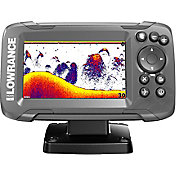 Lowrance HOOK2-4x GPS Fish Finder with Bullet Transducer (000-14014-001)