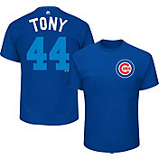 Majestic Men's Chicago Cubs Anthony Rizzo 'Tony' MLB Players Weekend T-Shirt