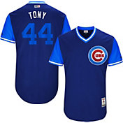 Majestic Men's Authentic Chicago Cubs Anthony Rizzo 'Tony' MLB Players Weekend Jersey