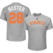 Majestic Men's San Francisco Giants Buster Posey 'Buster' MLB Players Weekend T-Shirt