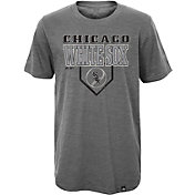 Majestic Youth Chicago White Sox Heirloom Grey T-Shirt